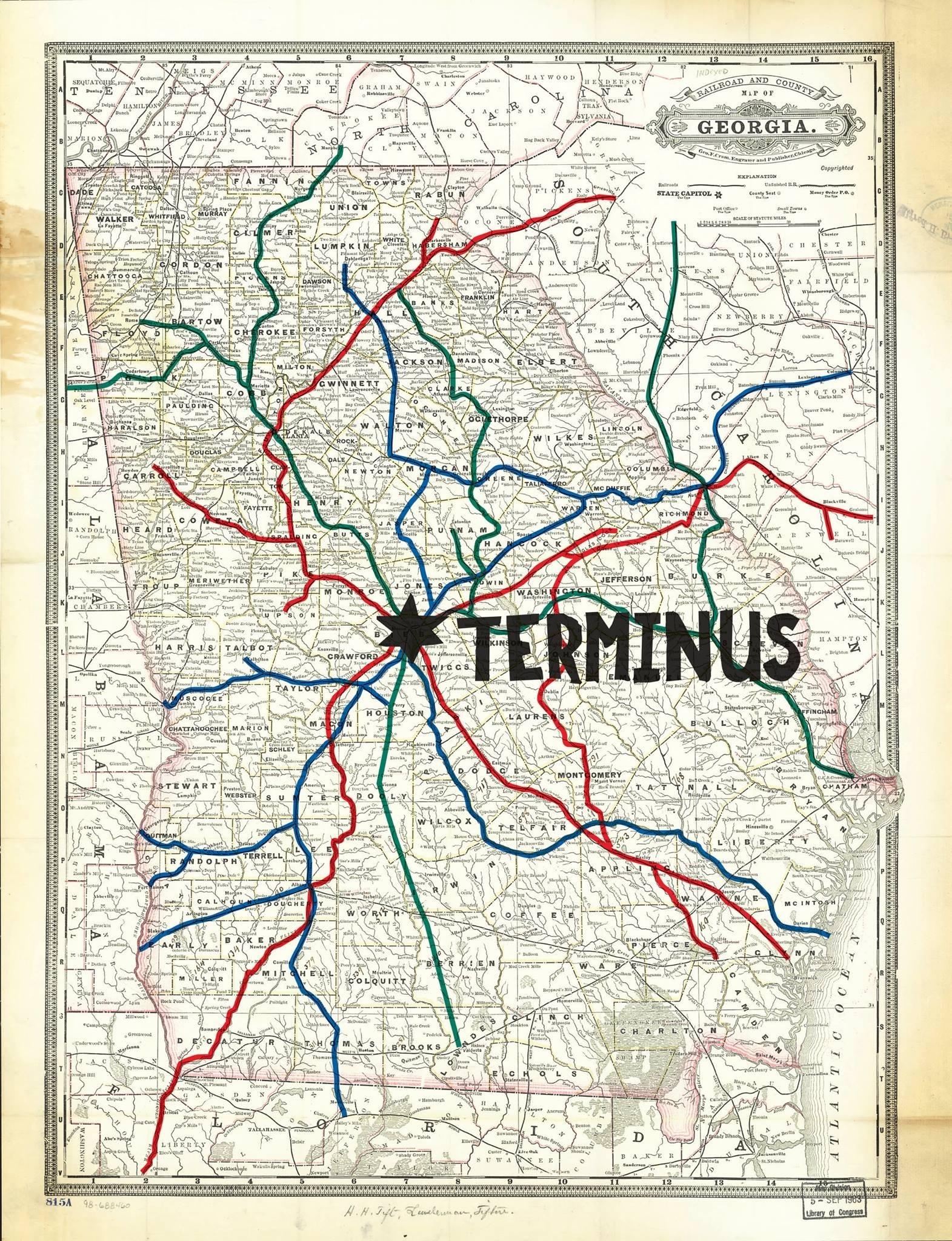 Terminus Gallery | Walking Dead Wiki | Fandom powered by Wikia