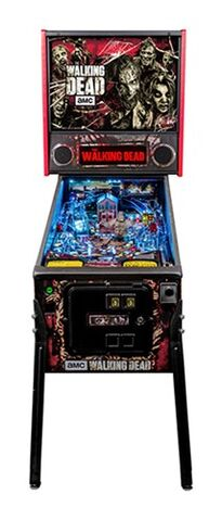 File:The Walking Dead Pinball Machine (Pro Edition) 1.jpg