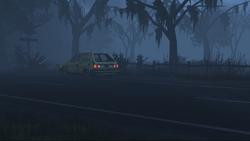Yewberry Road Turn
