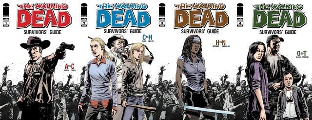 File:4-Issues The Walking Dead Survivors' Guide.jpg