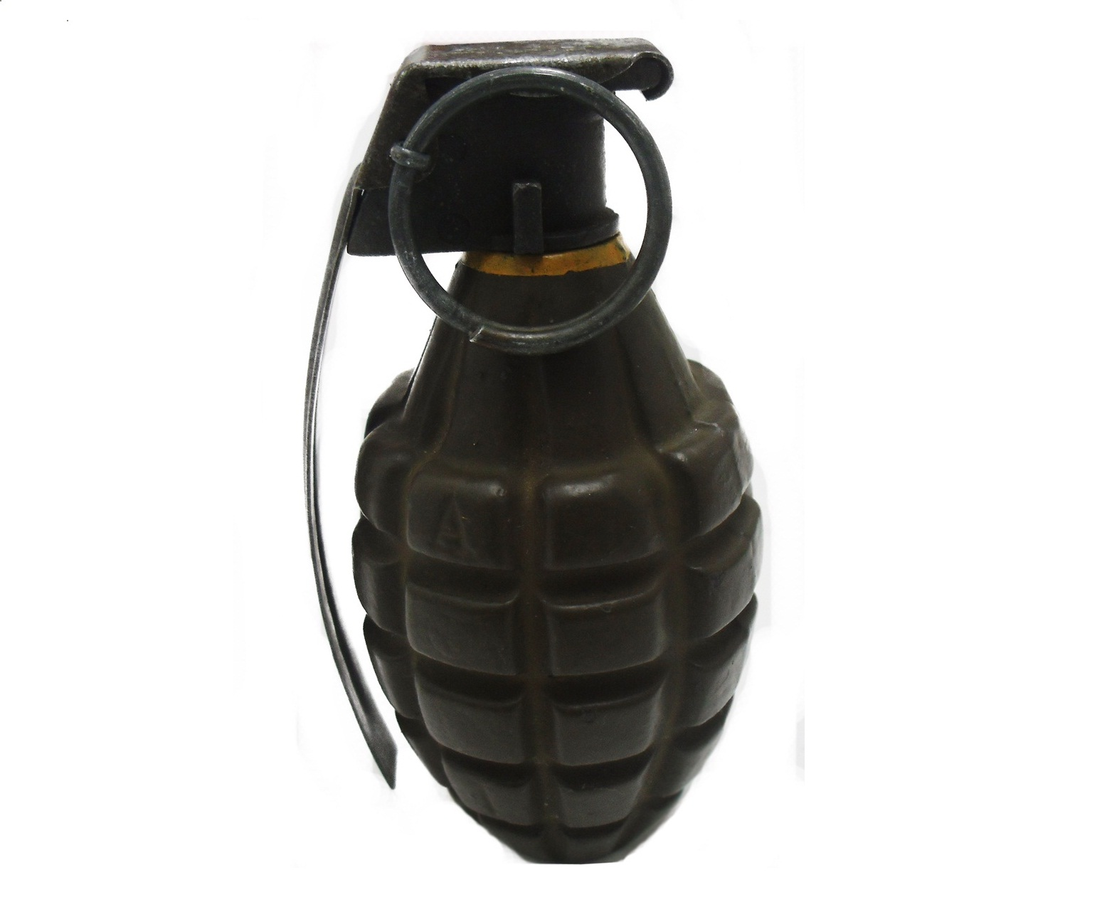 American Mk.II Hand Grenade - Inert-Ord.Net