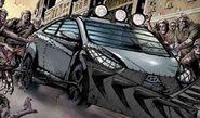 Hyundai Elantra Comic