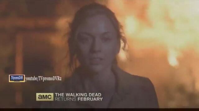 File:Beth walking away from a fire like a boss.JPG