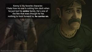 Kenny Confession