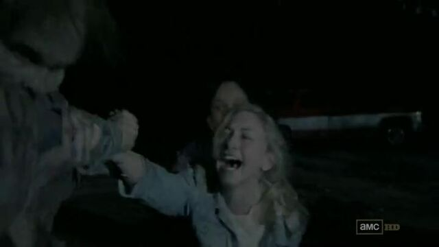 File:Beth holding on to Patricia's lost life.JPG