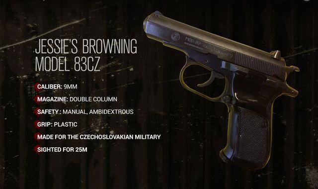 File:Jessie's Browning Model 83CZ.JPG