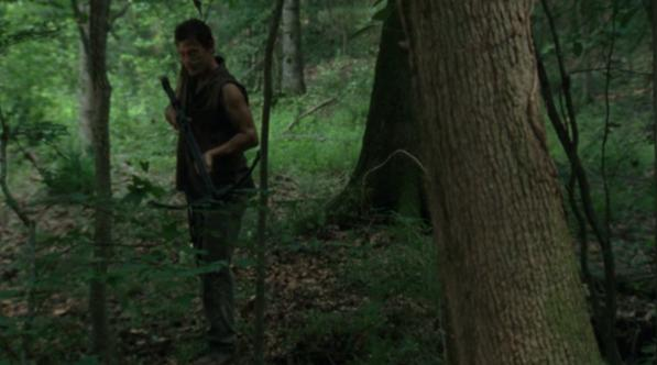 File:Daryl in the woods.jpg