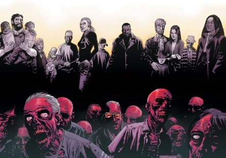 File:The walking dead comic characters.jpg