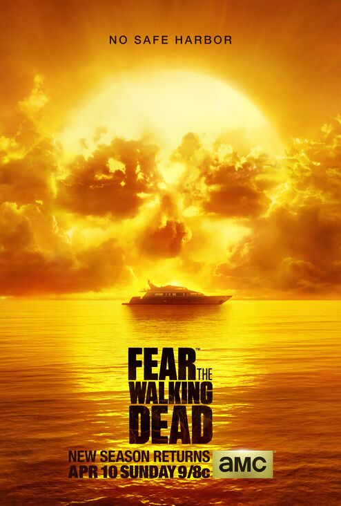 Fear The Walking Dead S2 [W-Series] Episode 1 – Subtitle Indonesia
