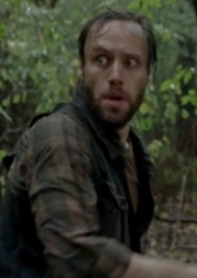 Walking dead tv allen