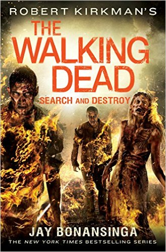 The Walking Dead: Search and Destroy | Walking Dead Wiki | FANDOM powered by Wikia