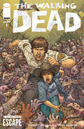 "Juan Jose Ryp ""The Walking Dead Escape"" Variant"