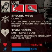 Lori (Assault) Profile