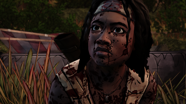 File:ITD Michonne Surprised.png