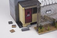 The Walking Dead Construction Prison Tower 3