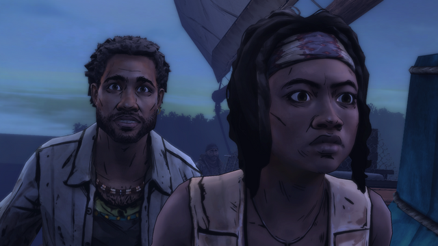 File:ITD Michonne Pete Worried.png