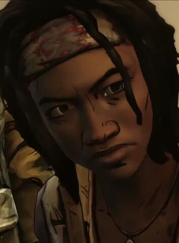 File:TWDMS Michonne pissed.jpeg