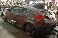 2013 Hyundai Veloster Zombie Survival Machine 3