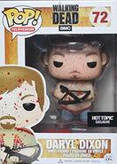 Bloody Daryl Dixon - Poncho