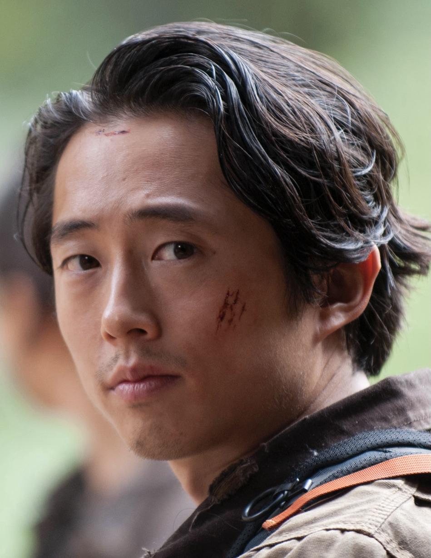 Image - Season four glenn rhee (2).png | Walking Dead Wiki ...  Image - Season ...