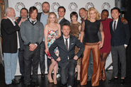 Paleyfest Cast and Crew