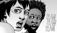 Maggie & Brianna Shocked