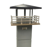 SP7 Walking Dead Prison Tower