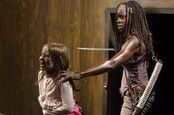 Ep 8 Michonne and Penny