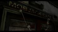 ITD Mobjack Cafe Sign