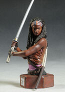 Michonne Mini Bust 2