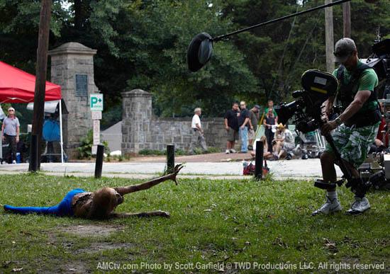 File:The Walking Dead Being Filmed, 1.jpg