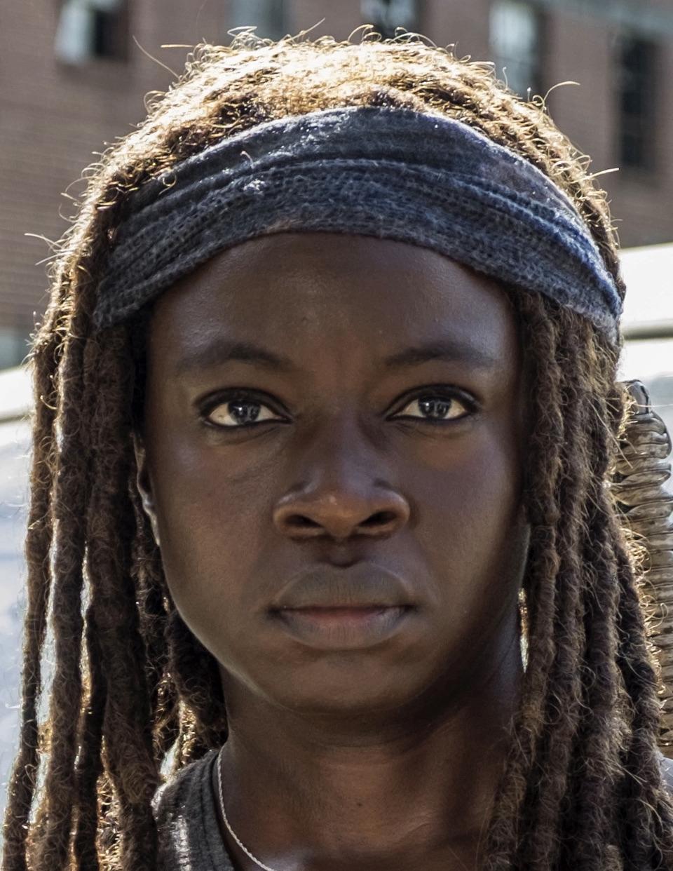 Michonne Tv Series Walking Dead Wiki Fandom Powered By Wikia