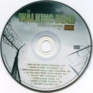 Songs of Survival Vol. 1 CD