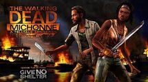 The Walking Dead Michonne - Episode 2 Trailer