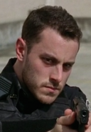 Season five officer mcginley