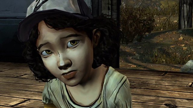Clementine from The Walking Dead game