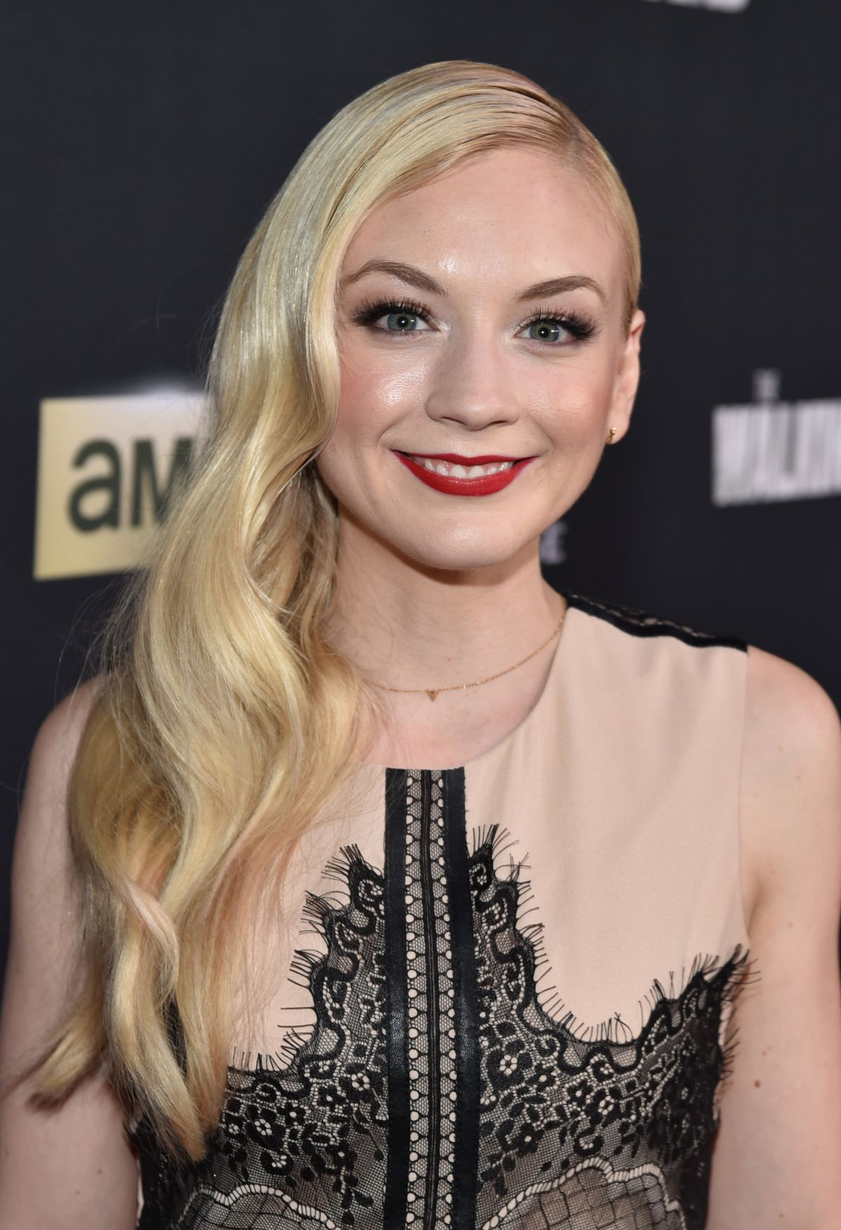 emily kinney be good текст