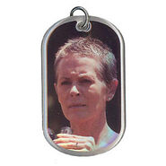 The Walking Dead - Dog Tag (Season 2) - CAROL PELETIER 3