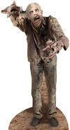Reaching Walker - The Walking Dead - Lifesize Cardboard Cutout