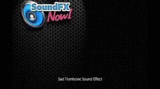 Sad Trombone Sound Effect - Wah Wah Wah FAIL Sound - Fail Horns