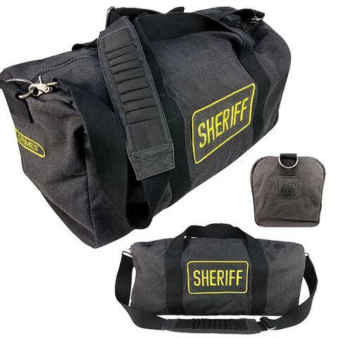 File:Rick Grimes Sheriff Duffel Bag.jpg