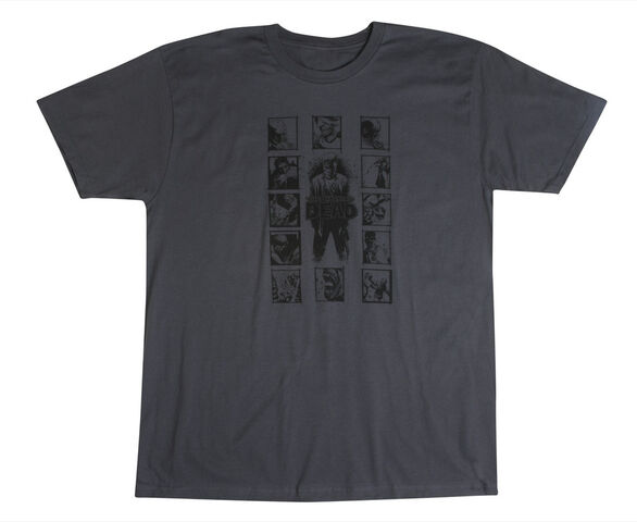 "File:THE WALKING DEAD ""HATCHET JOB"" T-SHIRT.JPG"