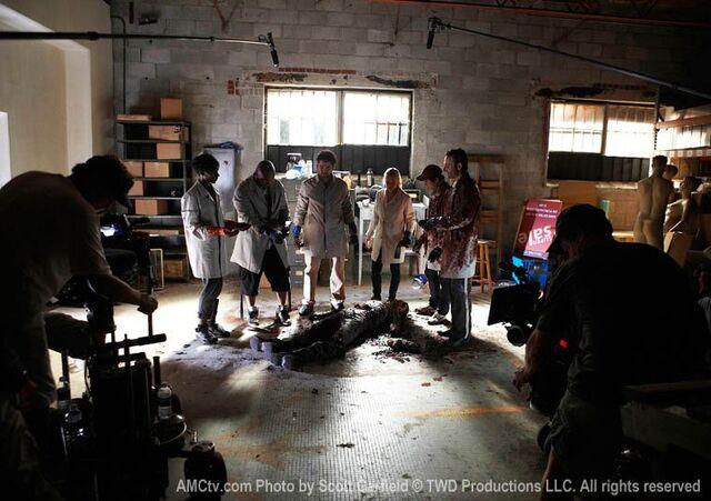 File:The Walking Dead Being Filmed, 13.jpg