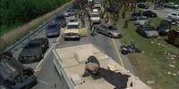 Vehicle Jammed Highway Gallery