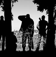 The Saviors on Hilltop