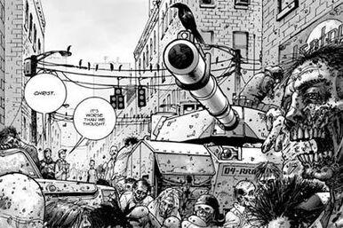 Atlanta Overrun Tank, 2