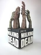 Zombie Hand Bookend 7