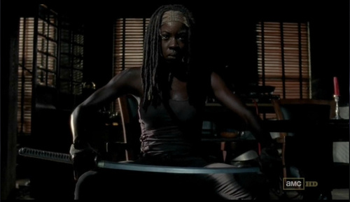 File:Ep 8 Michonne Waits.jpg
