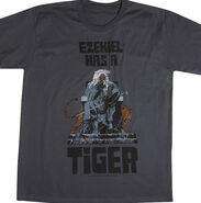 EZEKIEL HAS A TIGER T-SHIRT