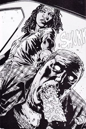 File:Michonne And 1 Walker.jpg